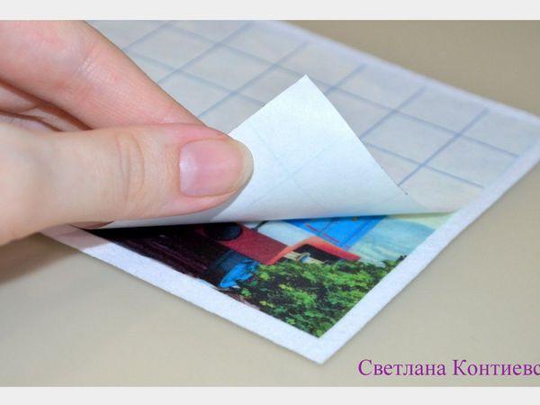 Печать на ткани с использованием термотрансферной бумаги | Ярмарка Мастеров - ручная работа, handmade