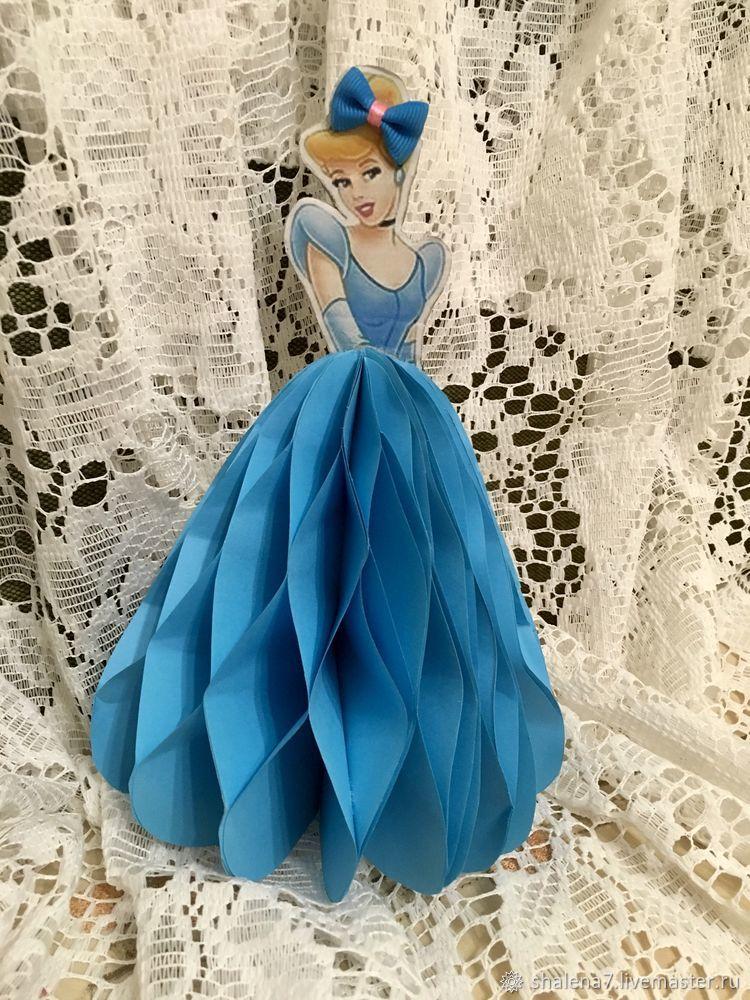 платье для принцесс, сделай сам