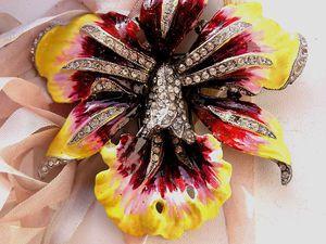 Орхидея | Ярмарка Мастеров - ручная работа, handmade