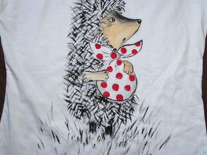Женские футболки по 300 руб! | Ярмарка Мастеров - ручная работа, handmade