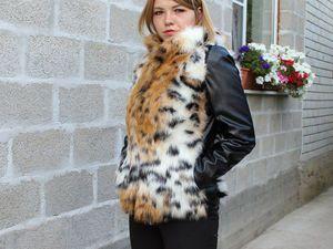 Куртка по цене жилетки!!! Скидка -35%   Ярмарка Мастеров - ручная работа, handmade