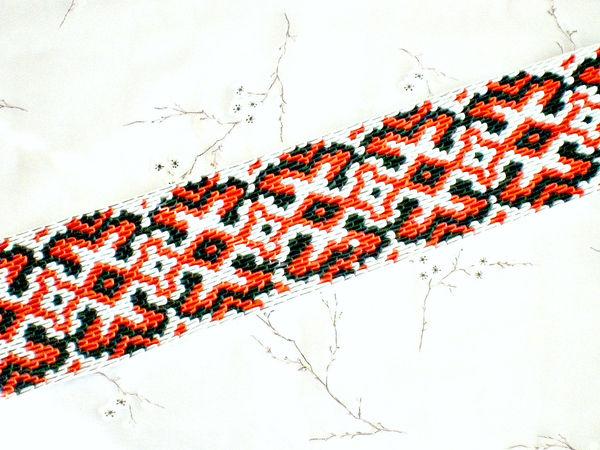 Оригами в украинском стиле 2 | Ярмарка Мастеров - ручная работа, handmade