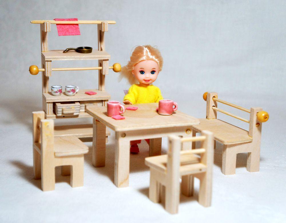 новинки магазина, кукольная мебель, стульчик
