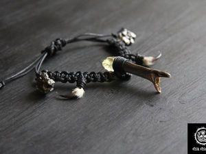 Изготовление браслетов.. Ярмарка Мастеров - ручная работа, handmade.