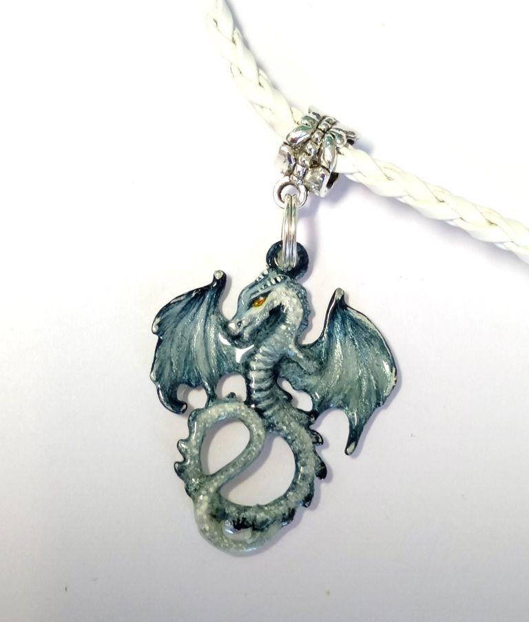 дракон кулон
