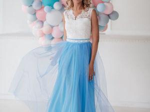 Аукцион на Великолепное вечернее платье! Старт 3000 руб.!!. Ярмарка Мастеров - ручная работа, handmade.