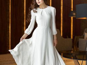 Коллекция выпускных вечерних платьев. Ярмарка Мастеров - ручная работа, handmade.
