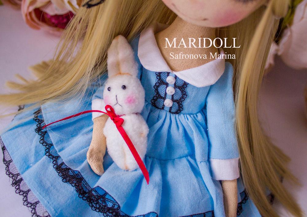 алиса в стране чудес, безумное чаепитие кукла