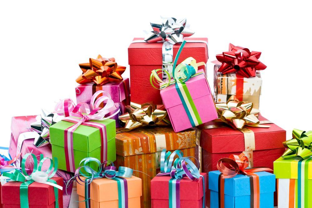 Подарки на лотерею на день рождения