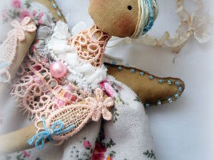 Нежный ангел Весны). Ярмарка Мастеров - ручная работа, handmade.