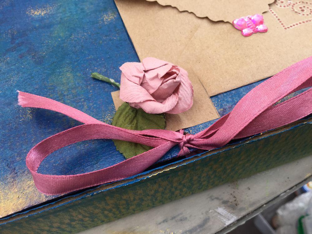 Коробочка для летних секретов, фото № 3