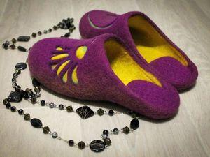 ... и снова обувь!. Ярмарка Мастеров - ручная работа, handmade.