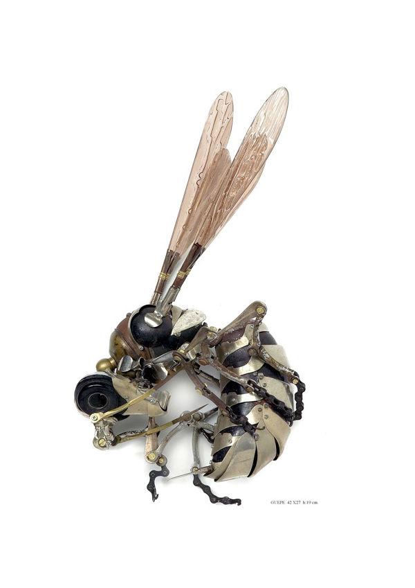 Животные из металла французского скульптора Edouard Martinet, фото № 5