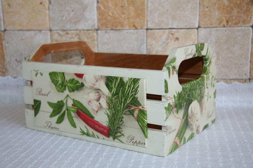 корзинка для овощей