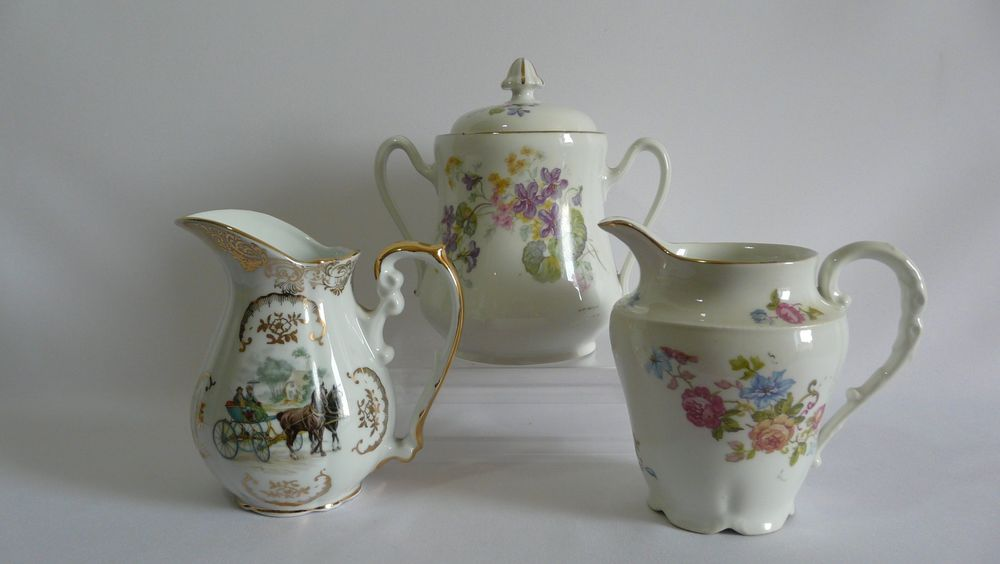 фарфор для чаепития