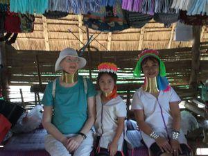 Северный Таиланд. Длинношеи племена из Бирмы. | Ярмарка Мастеров - ручная работа, handmade