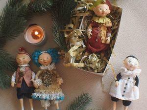 Кукольный театр Карабаса Барабаса. Ярмарка Мастеров - ручная работа, handmade.