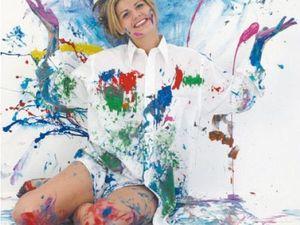 Жена художник - горе в семье.... Ярмарка Мастеров - ручная работа, handmade.