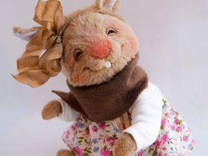 Розыгрыш зайки в магазине  Авторские игрушки Натальи Лёгенькой!!!   Ярмарка Мастеров - ручная работа, handmade