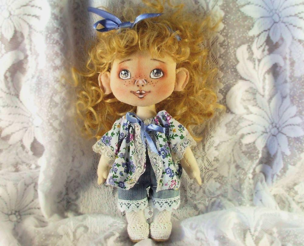 новый товар, маленькая кукла, голубой цвет, для девочки
