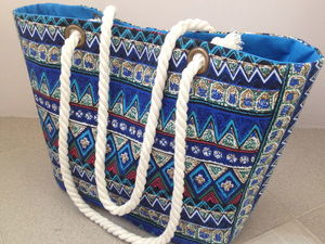Ликвидация! Пляжные сумки со скидкой 40% и 50%! | Ярмарка Мастеров - ручная работа, handmade