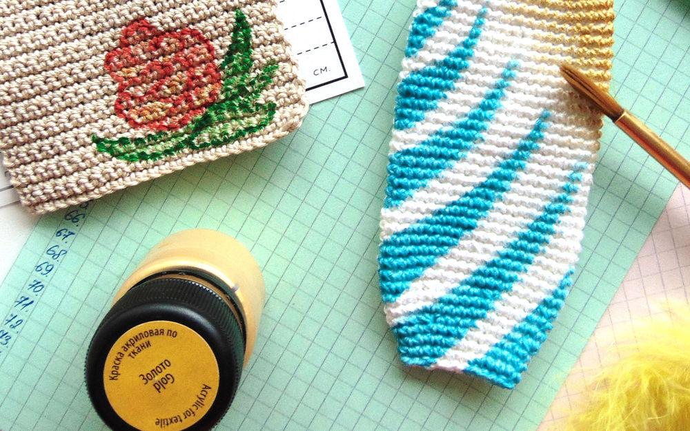 описание вязания, процессы, материалы для творчества, вязание крючком, пермь, made krisbel, материал, схема, авторский дизайн