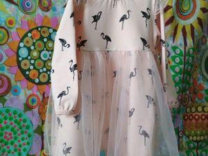 Мини-видео обзор на  платье
