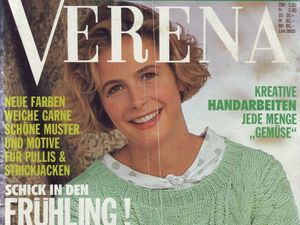 Verena № 3/1991. Фото моделей. Ярмарка Мастеров - ручная работа, handmade.