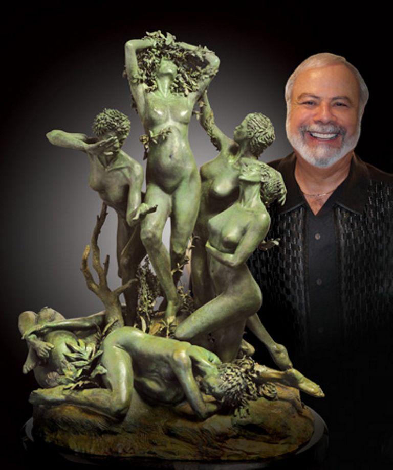 Leon Richman: страсть творца, отданная творениям, фото № 1