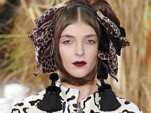 Высокая мода: странный макияж, странные прически :-) | Ярмарка Мастеров - ручная работа, handmade
