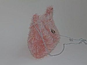 В магазине Уютные истории акция на вязаную сумочку.. Ярмарка Мастеров - ручная работа, handmade.