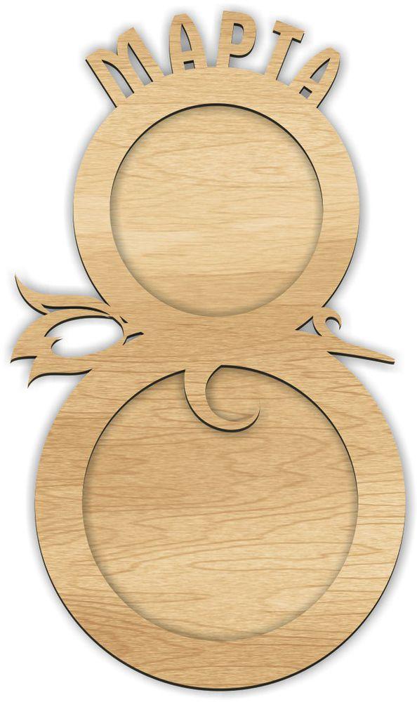 фоторамка, заготовки из дерева, сувениры