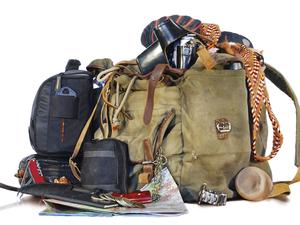Нужна ли эстетика рюкзаку-работяге?. Ярмарка Мастеров - ручная работа, handmade.
