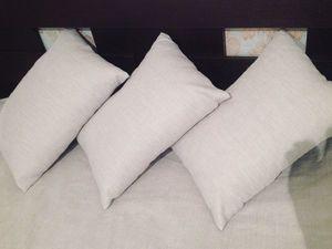 Легкий способ сшить чехлы для декоративных подушек. Ярмарка Мастеров - ручная работа, handmade.