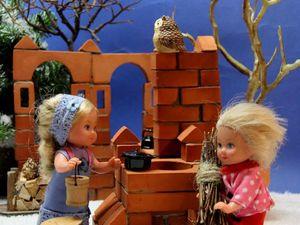 Новая коллекция аксессуаров, для игры в куклы!