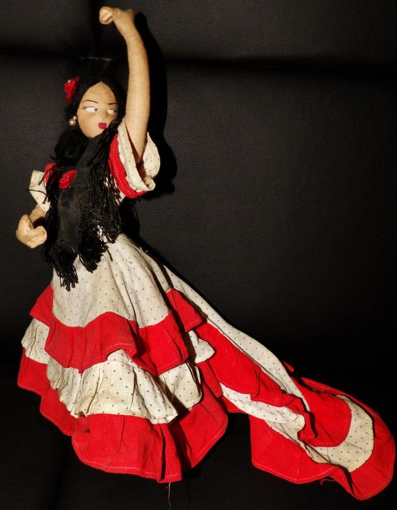 Чувственные куклы фламенко в образе Carmelita Geraghty, фото № 31