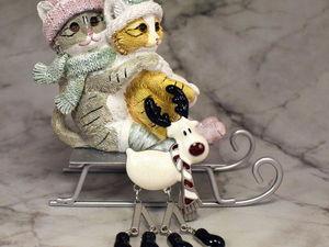 Новогодняя и Рождественская винтажная коллекция Ч.3! Не пропустите!. Ярмарка Мастеров - ручная работа, handmade.