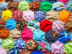 Детское лоскутное одеяло. Ярмарка Мастеров - ручная работа, handmade.