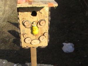 Встречаем весну и пенье птиц, для них Скворечники и Синичники... | Ярмарка Мастеров - ручная работа, handmade