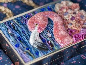 Весть от птички: 30 поразительных работ из кристаллов. Ярмарка Мастеров - ручная работа, handmade.