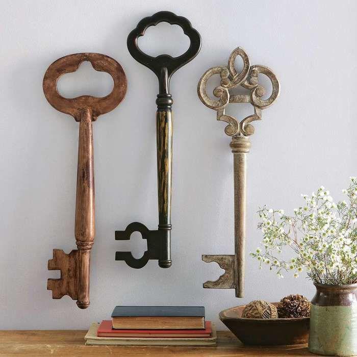 Изготовление декоративных ключей