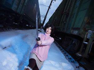 Бэкстейдж с новой зимней фотосесии + лайфхак с обувью для косплея.. Ярмарка Мастеров - ручная работа, handmade.