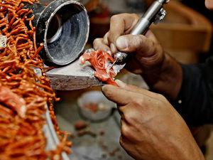 От моря до магазина. Как обрабатываются кораллы. Ярмарка Мастеров - ручная работа, handmade.