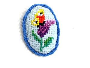 Скидки! Распродажа текстильный брошей!!!! | Ярмарка Мастеров - ручная работа, handmade