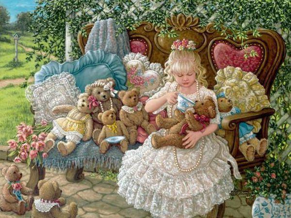 Всемирный день рождения мишек Тедди! Дарю подарки!   Ярмарка Мастеров - ручная работа, handmade