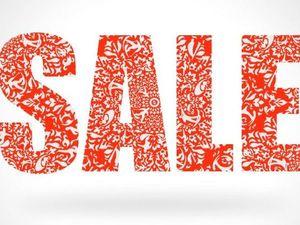 Об участии магазина в 3-х дневной акции BIG SALE. Ярмарка Мастеров - ручная работа, handmade.