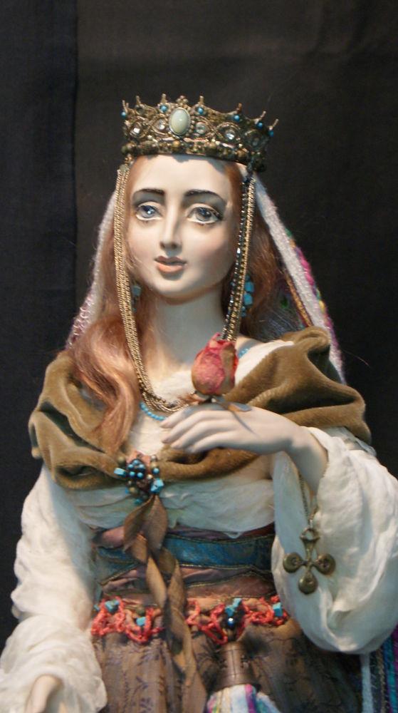 Выставка «Искусство куклы» в Гостином дворе, фото № 25