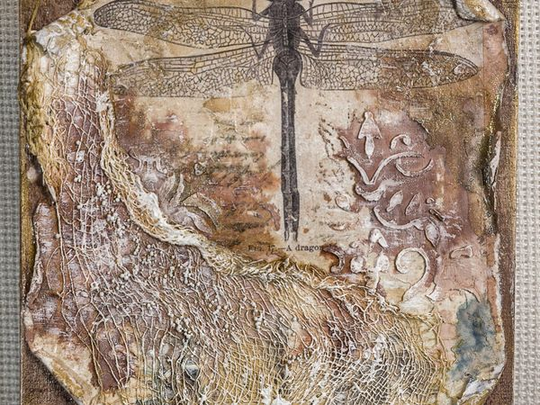 Панно Триптих «Тайные Послания» | Ярмарка Мастеров - ручная работа, handmade