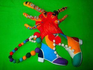 Карнавал начинается! | Ярмарка Мастеров - ручная работа, handmade