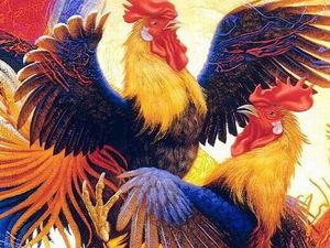 Розыгрыш Комплимент-Сюрприза от Жареного Петуха   Ярмарка Мастеров - ручная работа, handmade